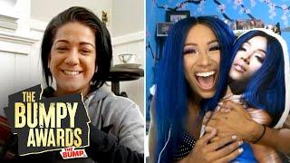 Sasha Banks & Bayley are Tag Team of the Half-Year: WWE's The Bumpy Awards, July 29, 2020