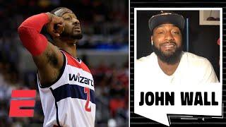 John Wall talks NBA bubble, social justice issues   WYD? with Ros Gold-Onwude