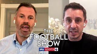 Neville and Carragher CLASH over how the PL can financially help EFL clubs! | The Football Show