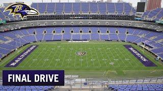 Ravens React to Not Having Fans at Initial Games | Ravens Final Drive