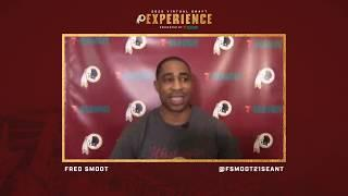 Pre-Draft LIVE Day 2 | Redskins Virtual Draft Experience presented by 7-Eleven