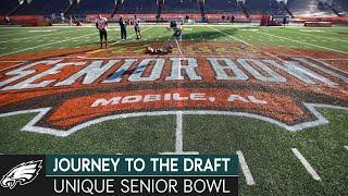 The Most Important Senior Bowl Ever & a Chat w/ Pat Narduzzi   Journey to the Draft