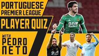 How well does Pedro Neto know his Portuguese stars? | Premier League Player Quiz