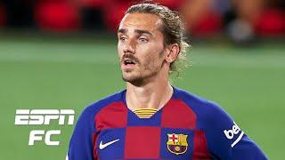 Antoine Griezmann doesn't have an impact for Barcelona, Ansu Fati does - Alejandro Moreno | ESPN FC