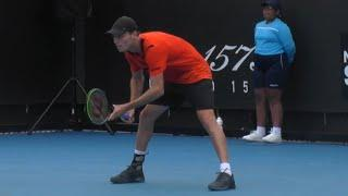 Dominick Koepfer vs Christopher O'Connell  - Match Highlights (1R) | Melbourne Summer Series 2021