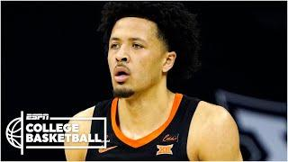 Cade Cunningham & No. 12 Oklahoma State upset No. 2 Baylor [HIGHLIGHTS] | ESPN College Basketball
