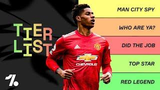Tier List: Ranking EVERY Man United striker since 2000