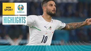 Highlights: Italy dominate Turkey in opening win | Euro 2020