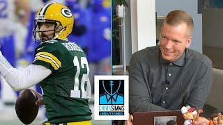 Divisional Round Game Review: Rams vs. Packers | Chris Simms Unbuttoned | NBC Sports