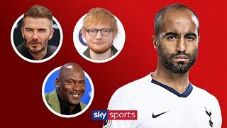 Which ONE celebrity would Lucas Moura invite for dinner? | If You Could...