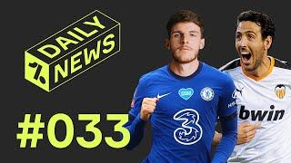 CRAZY transfer in La Liga + Chelsea's unofficial Rice offer!  Daily News