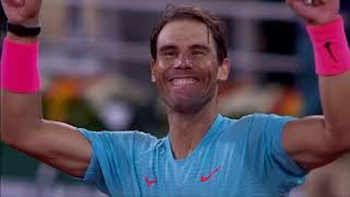 Tennis Channel Live: Nadal's 13th Roland Garros Win is Tennis' Top 2020 Moment, The Social Net