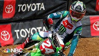 Supercross Round 15 at Salt Lake City | 250SX EXTENDED HIGHLIGHTS | 06/14/20 | Motorsports on NBC