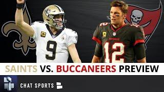 Saints vs. Buccaneers NFL Playoffs Preview, Prediction, Analysis, Date & Time | NFC Divisional Round