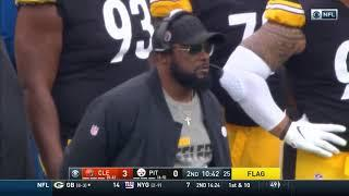 NFL 2019-20  Week 13   Browns -- Steelers    Condensed Game