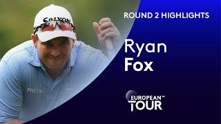 Ryan Fox shoots impressive 66 in horrible conditions | 2020 Betfred British Masters