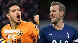 IMPOSSIBLE EXPECTATIONS! Can Raul Jimenez replace Harry Kane for Jose Mourinho's Spurs? | ESPN FC
