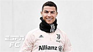 Cristiano Ronaldo may be the GOAT — 'but he's also reinvented himself!'   ESPN FC