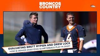 How the Broncos might be evaluating Brett Rypien and Drew Lock | Broncos Country Tonight