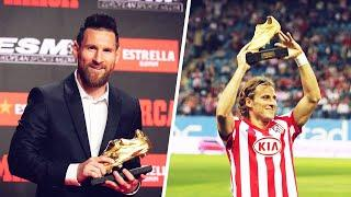 The 12 Golden Boots of the 21st Century | Oh My Goal