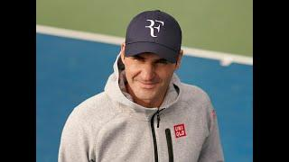 Roger Federer's RF hat sells out in 10 minutes   | The Break