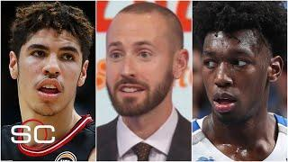 James Wiseman or LaMelo Ball: Who is the better fit for the Warriors? | SportsCenter