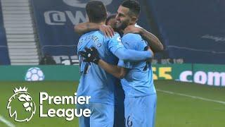 Raheem Sterling taps in fifth Manchester City goal v. West Brom | Premier League | NBC Sports