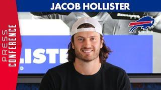 Jacob Hollister Joins Former Wyoming Teammate Josh Allen With Buffalo Bills