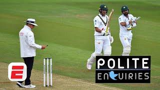 #PoliteEnquiries: Do umpires even like playing cricket?! | England v Pakistan on ESPNcricinfo