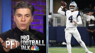 Fill in the Blank: 'Day of reckoning' for Dallas Cowboys? | Pro Football Talk | NBC Sports