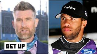 NASCAR launches an investigation into the noose found in Bubba Wallace's garage | Get Up