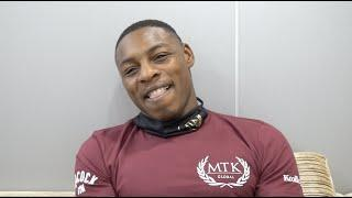 'LETS SEE WHEN THE SMOKE CLEARS WHO'S STILL STANDING' - DAN AZEEZ ON HIS FIGHT WITH ANDRE STERLING