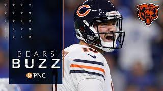 Bears - Lions season opener hype | Bears Buzz Chicago Bears