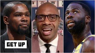 Breaking down Draymond Green picking the Lakers & saying KD doesn't motivate the Warriors | Get Up