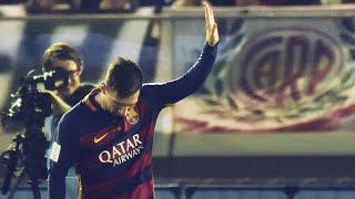 The day Leo Messi apologized for scoring a goal | Oh My Goal