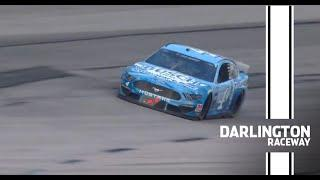 Kevin Harvick holds on for the big 5-0   NASCAR Cup Series at Darlington Raceway