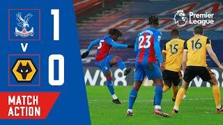 Eze's powerful STRIKE earns Palace the points! Crystal Palace 1-0 Wolves | Match Action