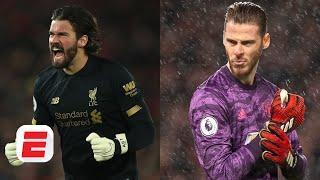Shaka Hislop defends Alisson over David de Gea in all-time Premier League goalkeeper list | ESPN FC