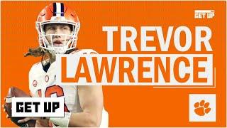Trevor Lawrence's Clemson highlights show why he'll be the No. 1 pick in the 2021 NFL Draft | Get Up