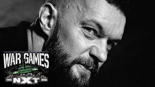 Finn Bálor puts the rest of NXT on notice: NXT TakeOver: WarGames (WWE Network Exclusive)
