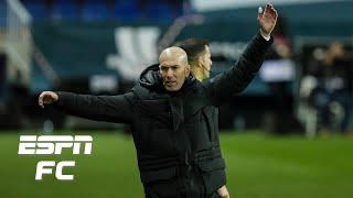 'Zidane has MESSED UP again!' Real Madrid knocked OUT of Copa del Rey | ESPN FC