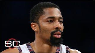 Nets' Spencer Dinwiddie suffers partially torn ACL | SportsCenter