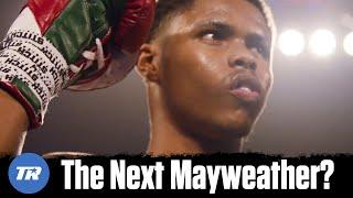 The Next Floyd Mayweather? A chance for Shakur Stevenson to make his case