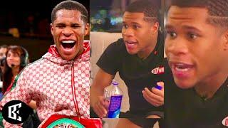 DEVIN HANEY VS JORGE LINARES, LOMACHENKO WANTED BY HANEY FOR FUTURE | BOXINGEGO