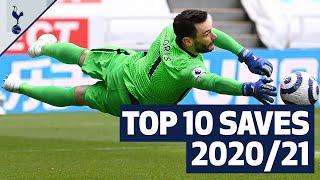 The BEST Hugo Lloris saves from the 2020/21 season!