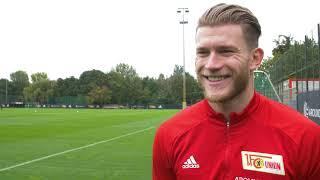 1. FC Union Berlin: Loris Karius beim Training