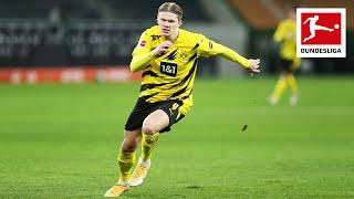 What a PACE!   Erling Haaland's INSANE sprint & celebration