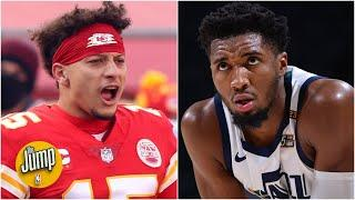 Is Donovan Mitchell the Patrick Mahomes of the NBA? | The Jump