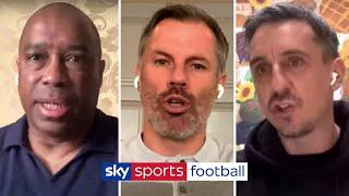 Jamie Carragher, Gary Neville & Troy Townsend address the issue of racism in football