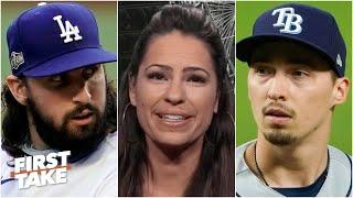 Rays vs. Dodgers: Previewing Game 6 of the 2020 World Series | First Take